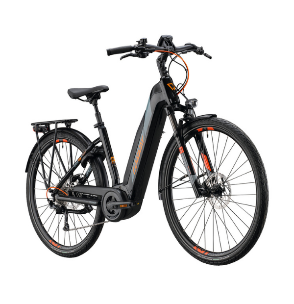 vélo électrique Ville CONWAY T100
