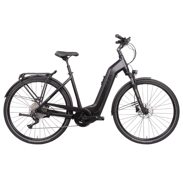 Vélo de ville électrique Hercules
