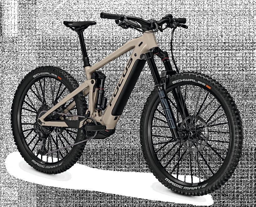 vélo-électrique focus SAM2 6.8